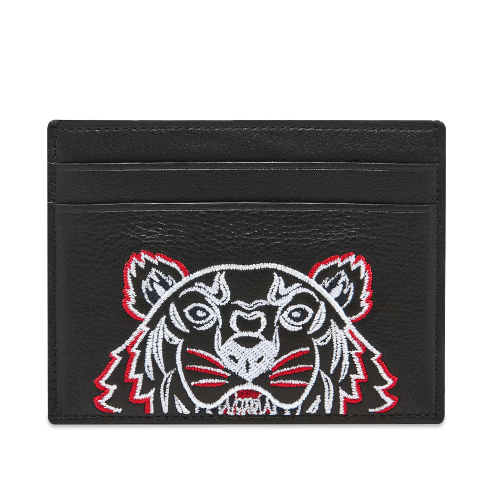 Photo: Kenzo Tiger Leather Card Holder
