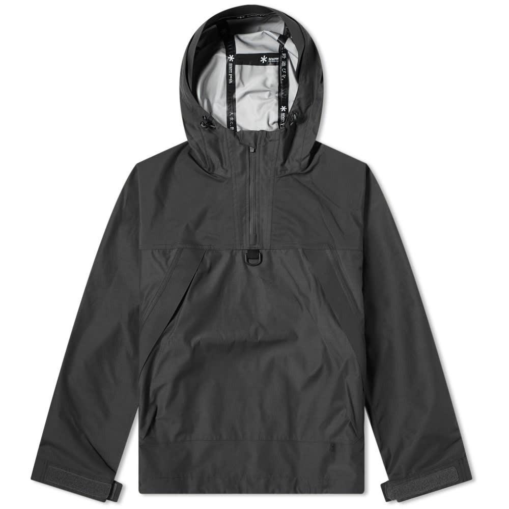 Photo: Snow Peak FR 3L Pullover Rain Jacket
