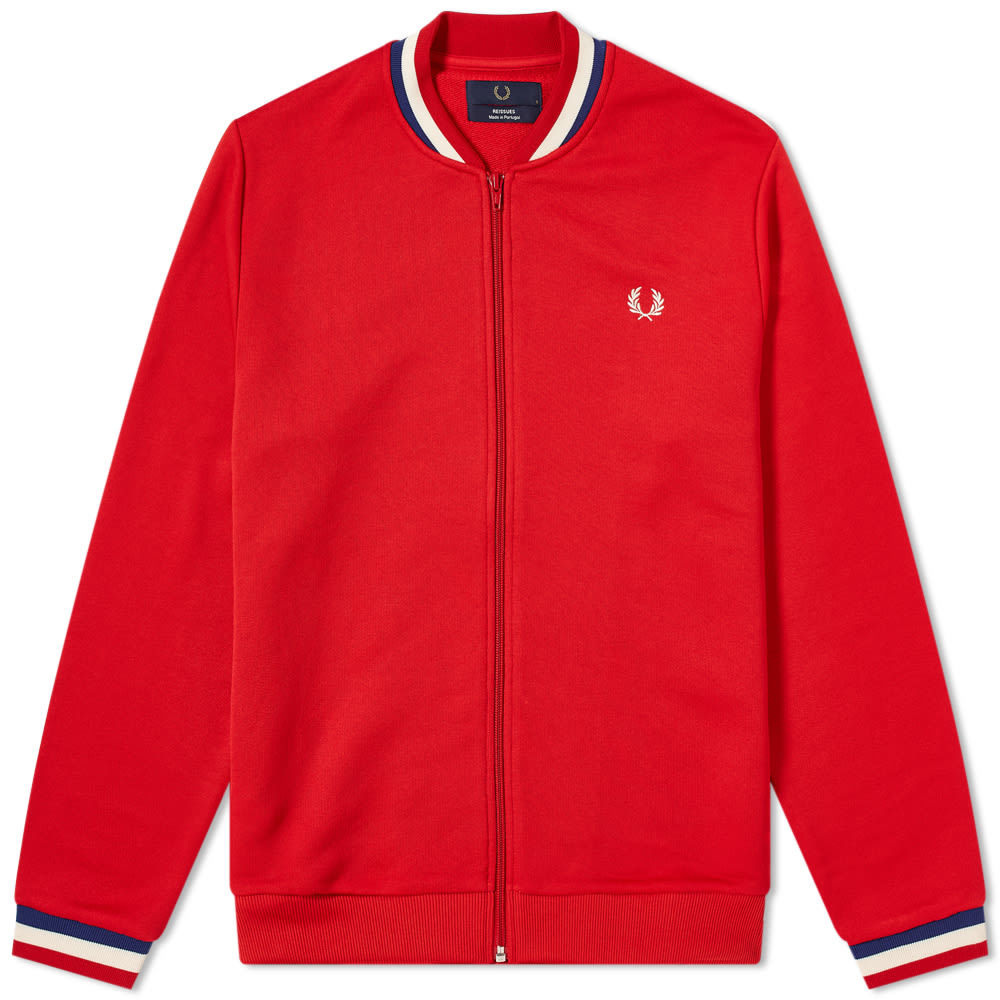 Photo: Fred Perry Reissues Matchday Bomber Jacket