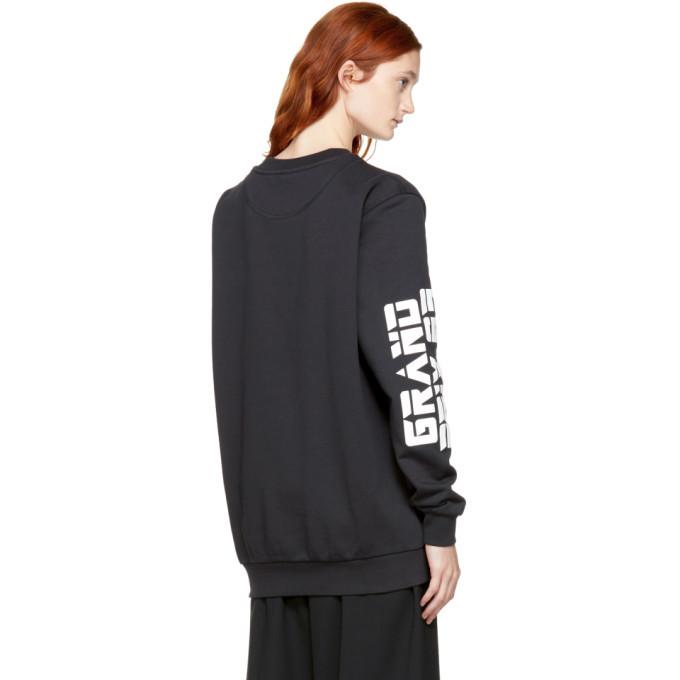 Won Hundred Black Lango Sweatshirt
