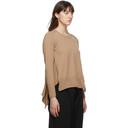 Stella McCartney Tan Cashmere Sweater