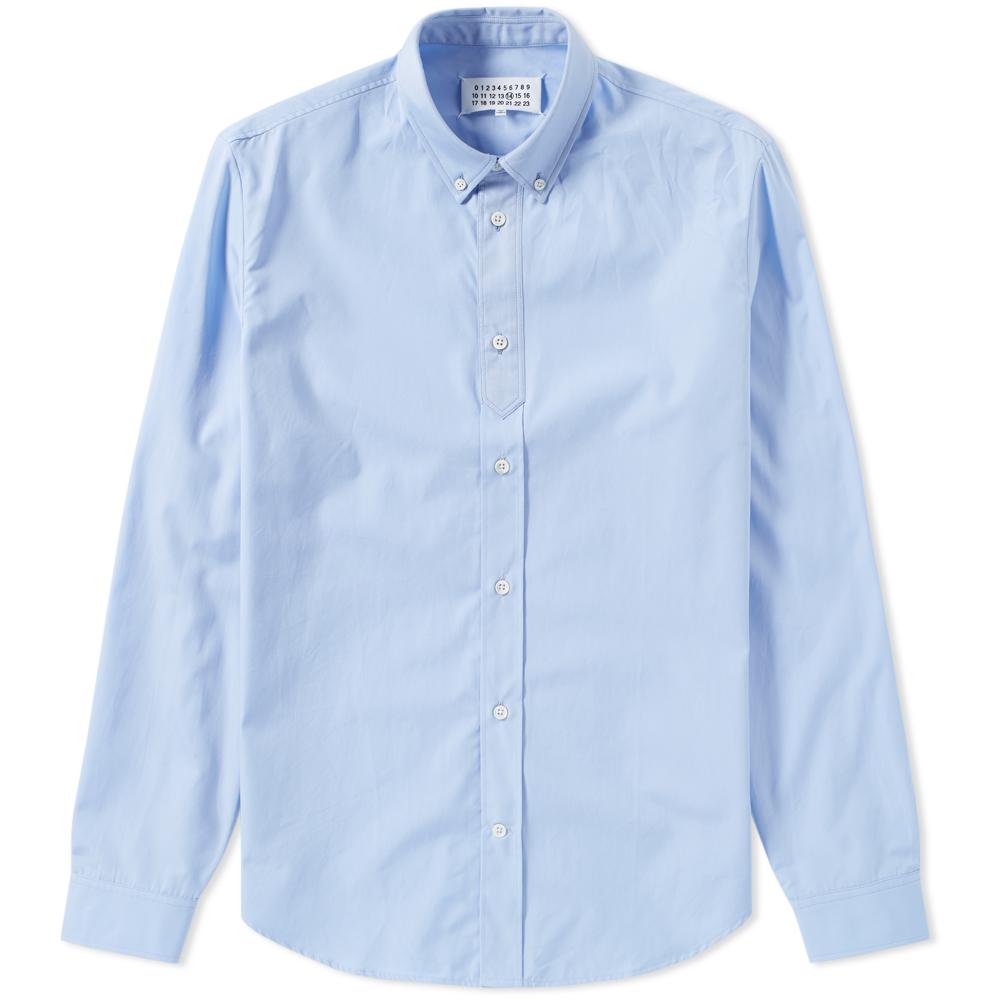 Photo: Maison Margiela 14 Button Down Oxford Collar Shirt