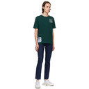 MCQ Green Relaxed Logo Game Over T-Shirt