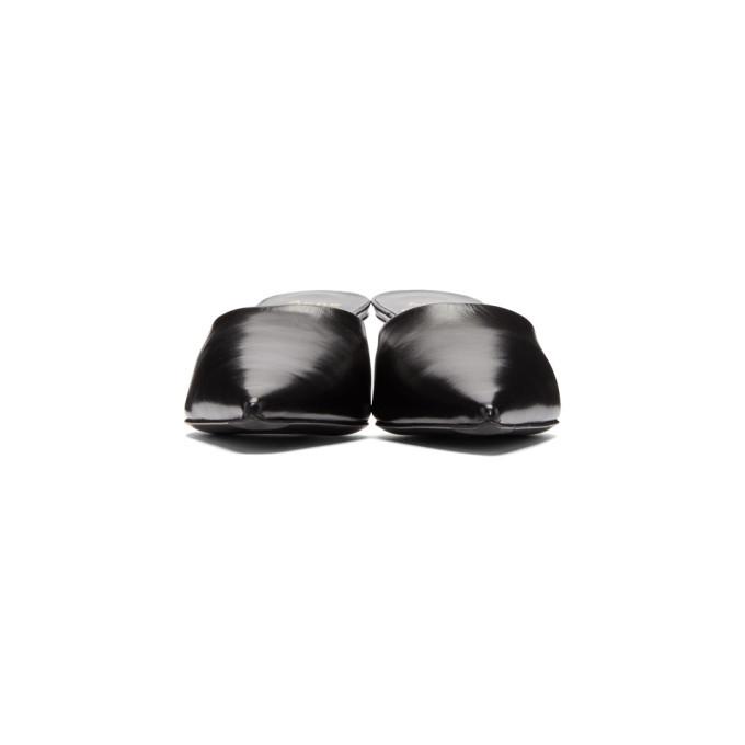 e58bdf646d4 Acne Studios Black Bladen Gum Boots