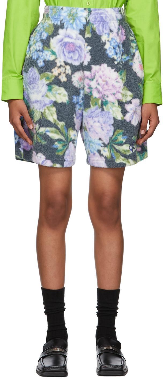 Photo: Martine Rose Black Barambo Shorts