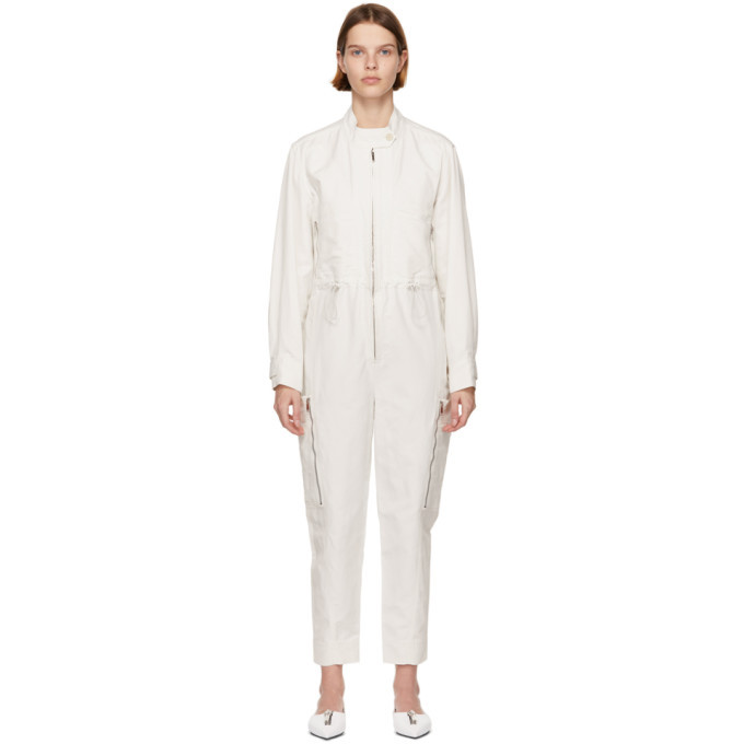 Photo: Stella McCartney Off-White Alessia Jumpsuit