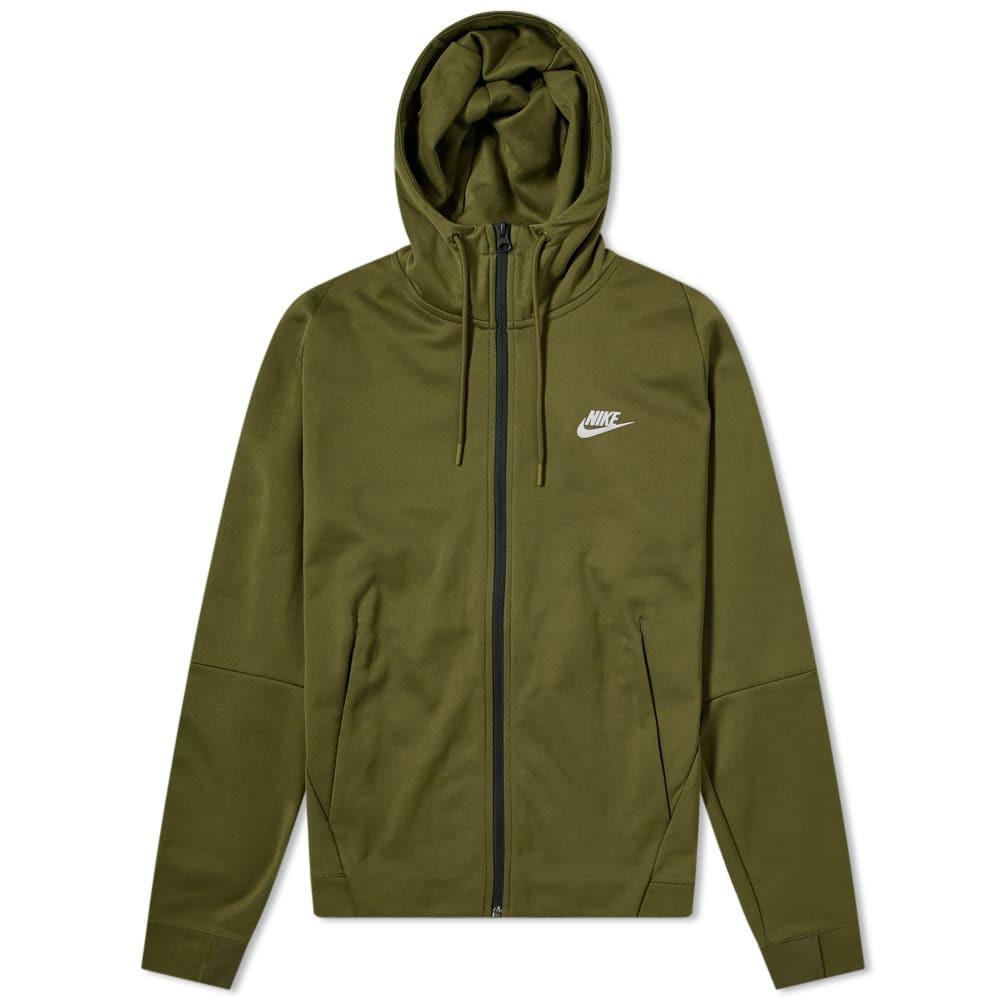 Photo: Nike Tribute Hooded Jacket
