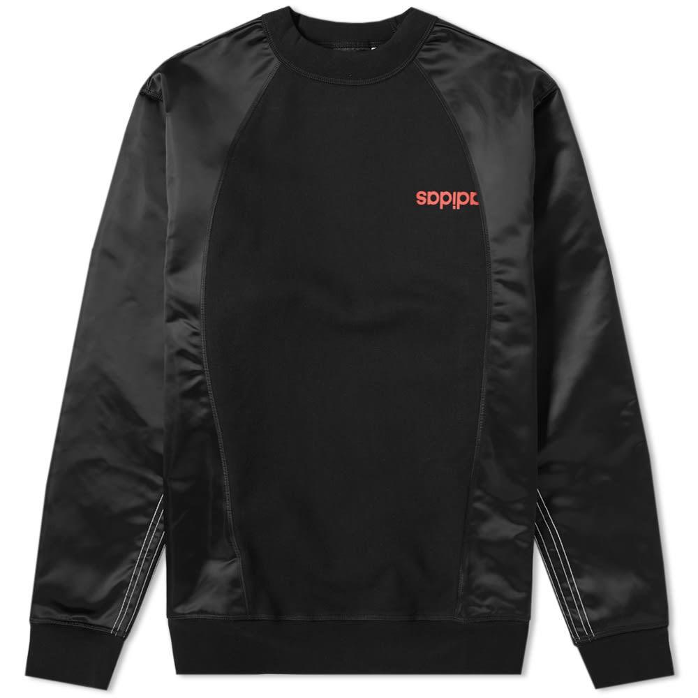 Adidas Originals by Alexander Wang AW Crew Sweat Black