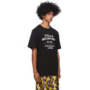 Stella McCartney Black Est. 2001 Logo T-Shirt