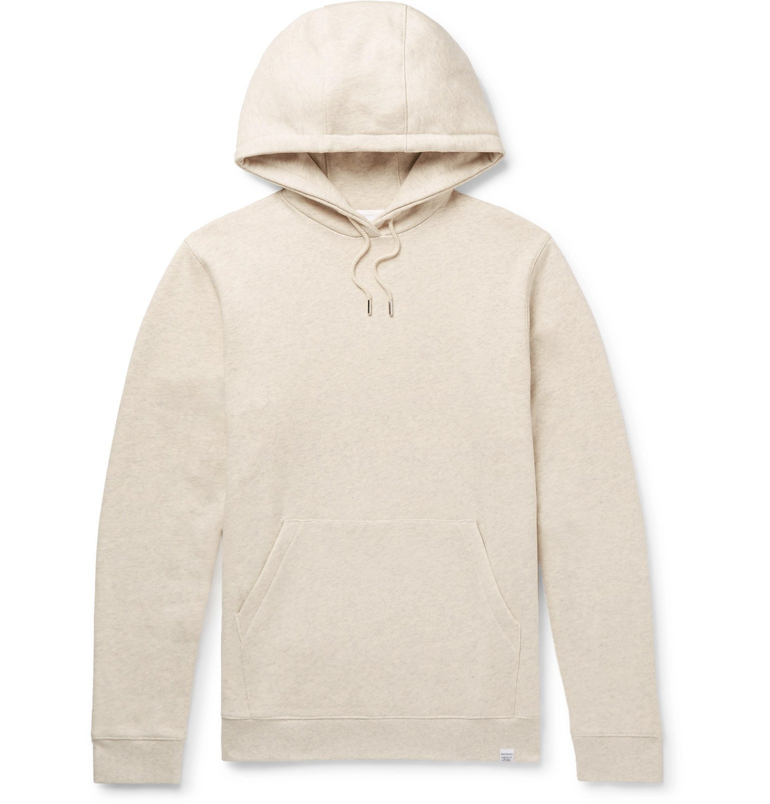 Photo: Norse Projects - Vagn Loopback Cotton-Jersey Hoodie - Neutrals