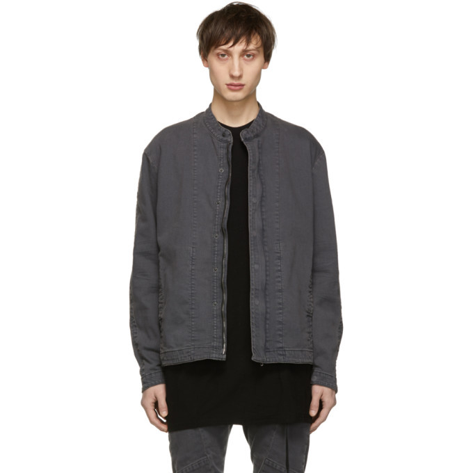 Photo: Julius Grey Denim Seamed Jacket