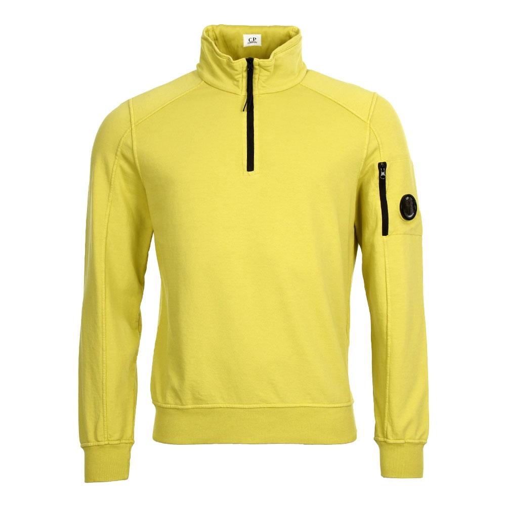 Sweatshirt - Half Zip Citronelle