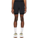 Asics Black Road 2-In-1 Shorts