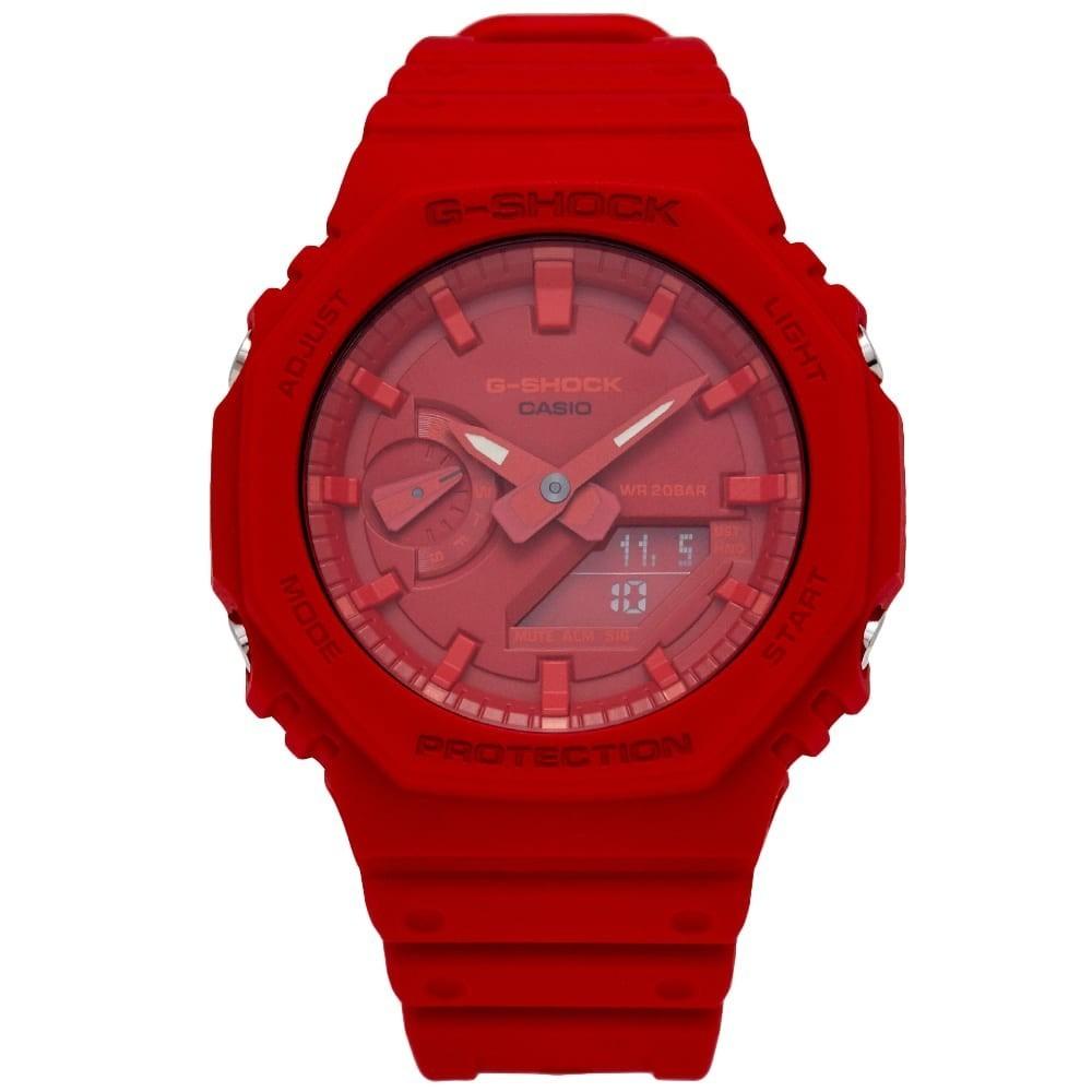 Photo: Casio G-Shock GA-2100 New Carbon Watch