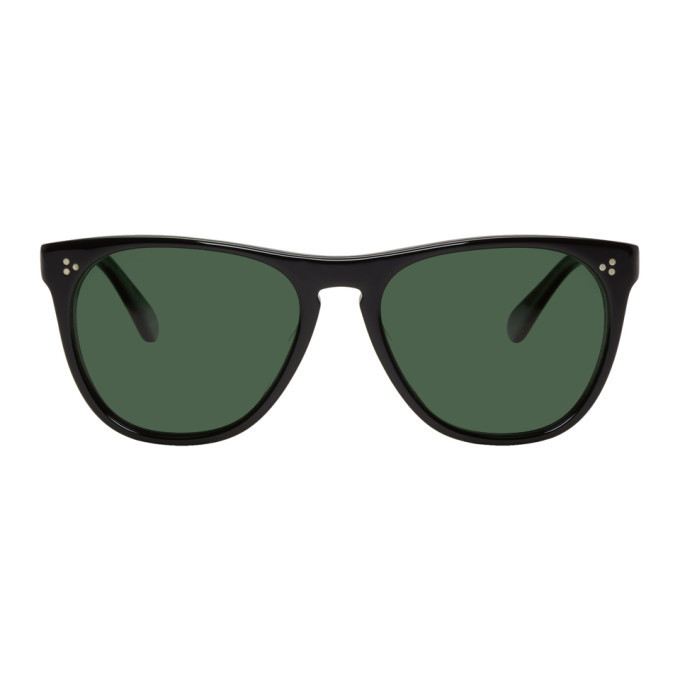 Photo: Oliver Peoples Black Daddy B Sunglasses