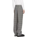 Raf Simons Black and White Chino Trousers