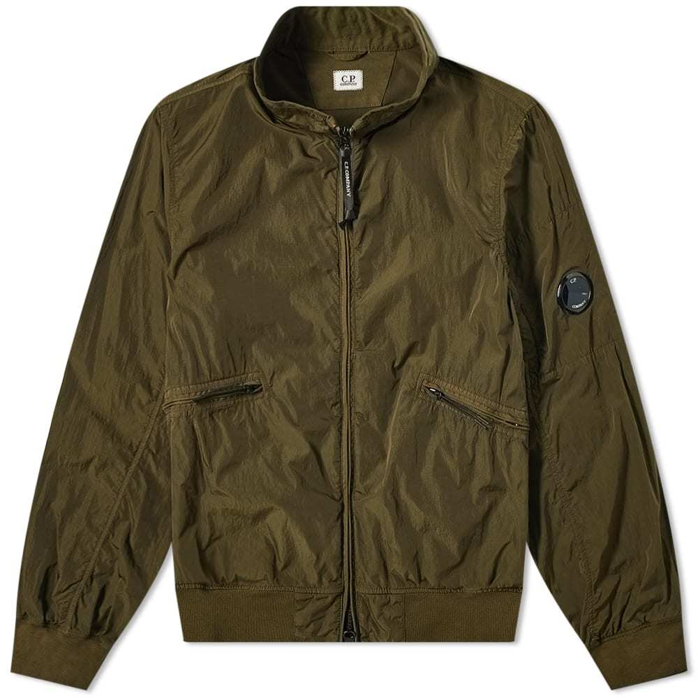 Photo: C.P. Company Chrome R Lens Bomber Jacket