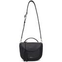 3.1 Phillip Lim Black Hudson Top Handle Satchel Bag