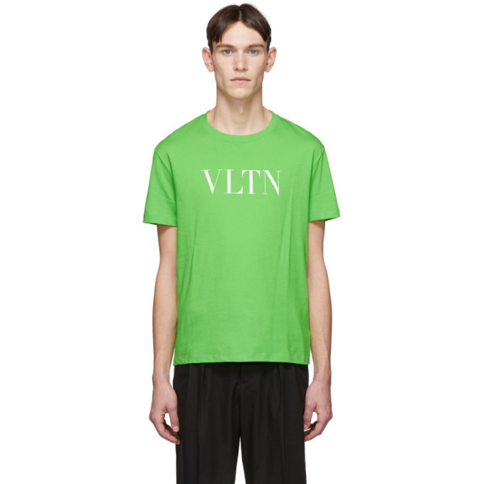Photo: Valentino Green VLTN T-Shirt
