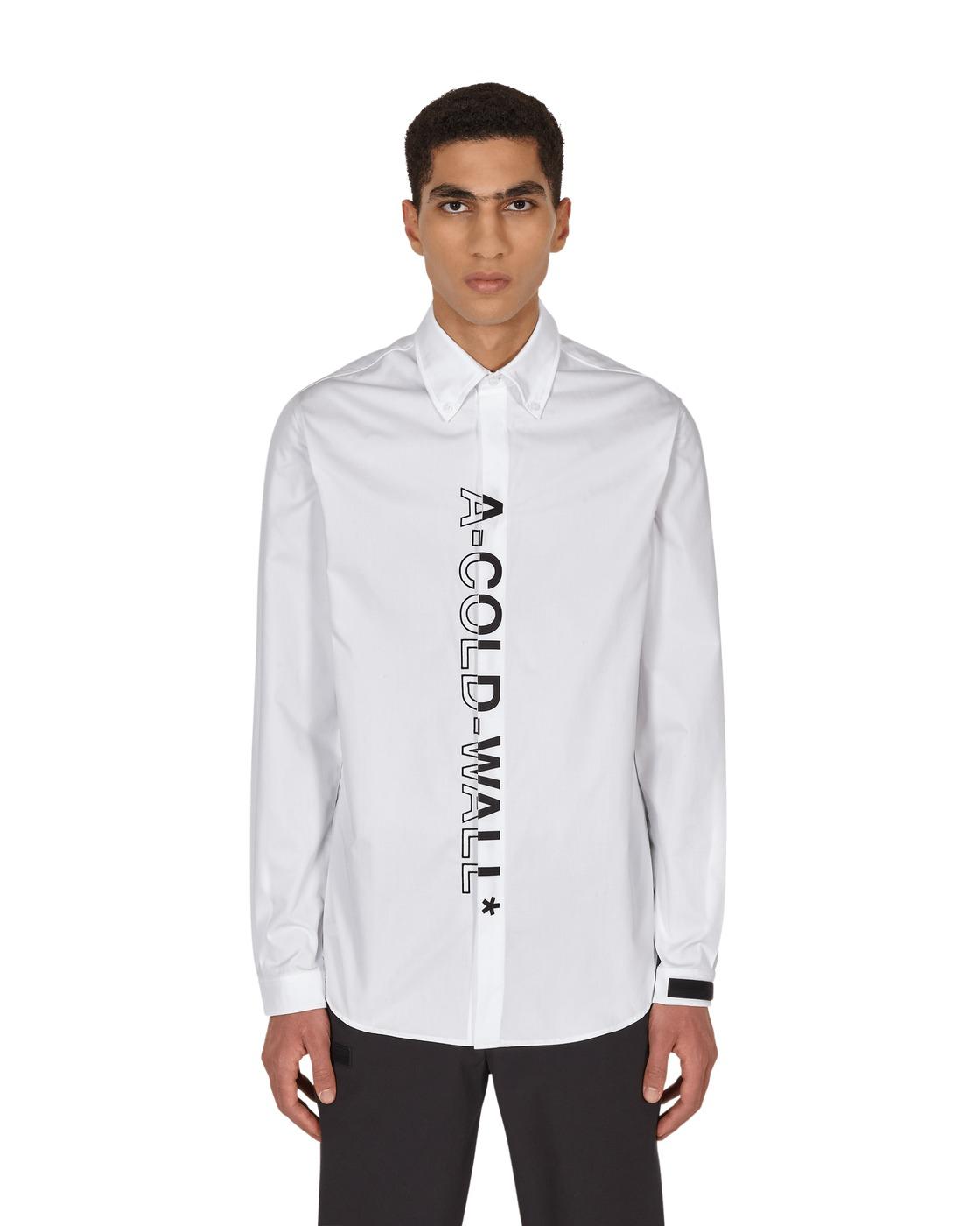 A Cold Wall Essential Shirt White