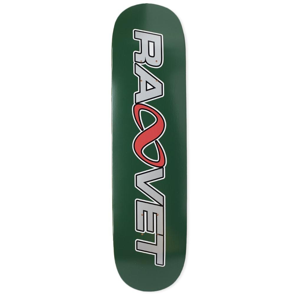 "Photo: PACCBET 8.125"" Infinity Logo Skateboard"