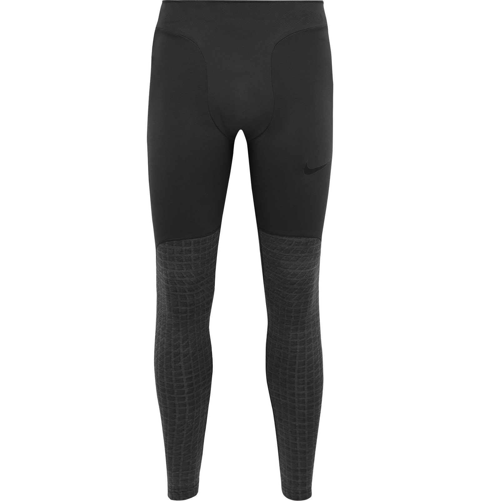Photo: Nike Training - Pro Utility Therma Tights - Gray