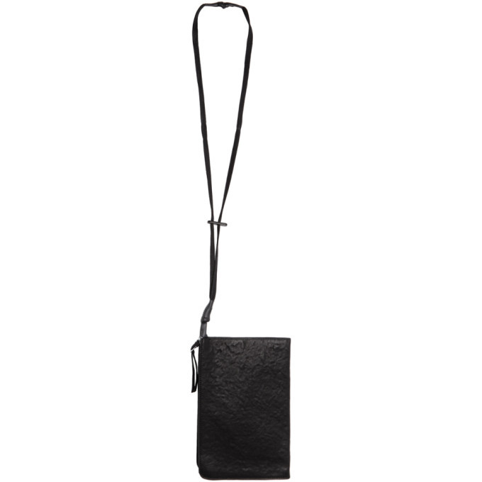 Photo: Boris Bidjan Saberi Black Zip-Around Wallet