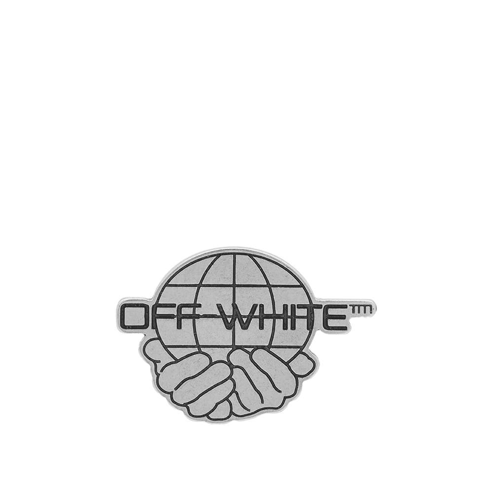 Photo: Off-White World Pin