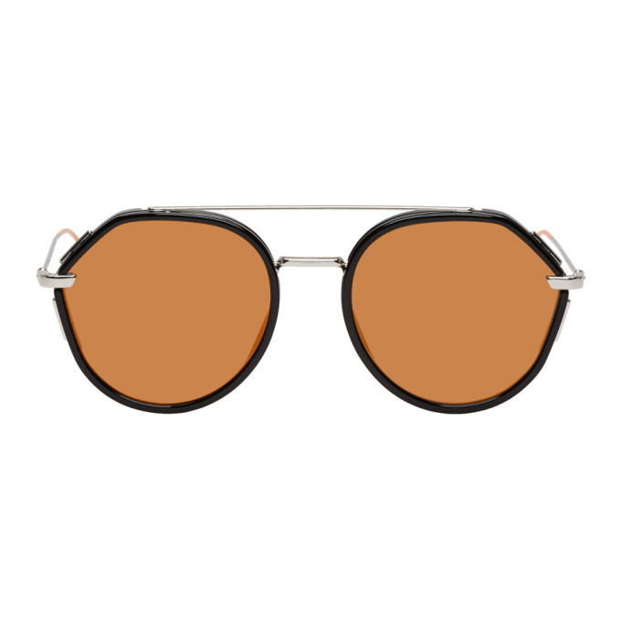 Photo: Dior Homme Black 219 Sunglasses