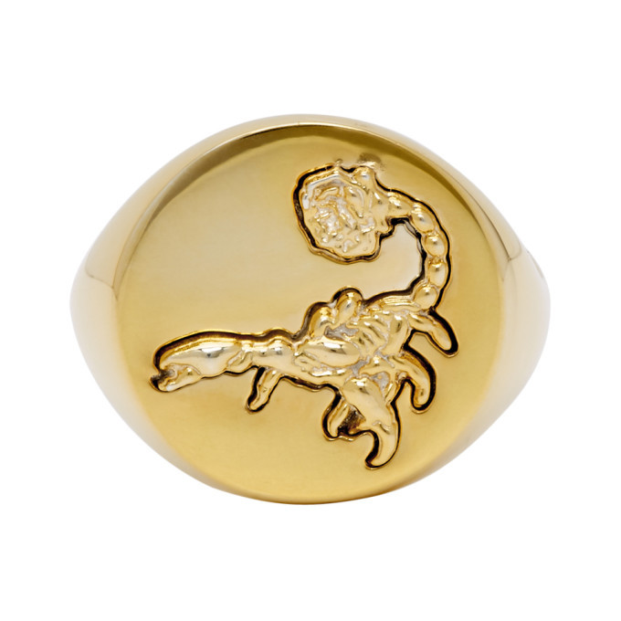 Photo: Alan Crocetti Gold Hybrid Ring