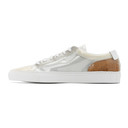 Common Projects White Clear Achilles Low Sneakers