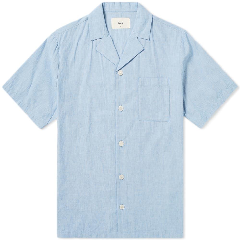 Photo: Folk Vacation Shirt