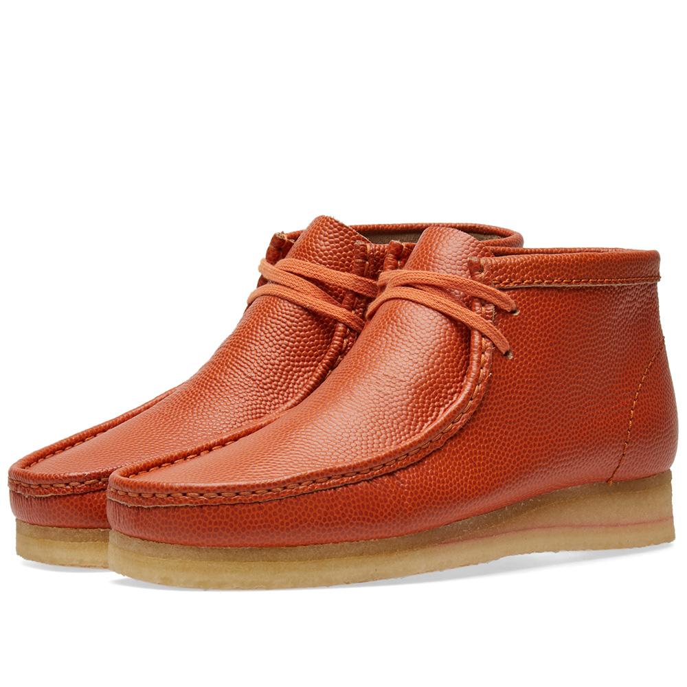 Photo: Clarks Originals Wallabee Boot