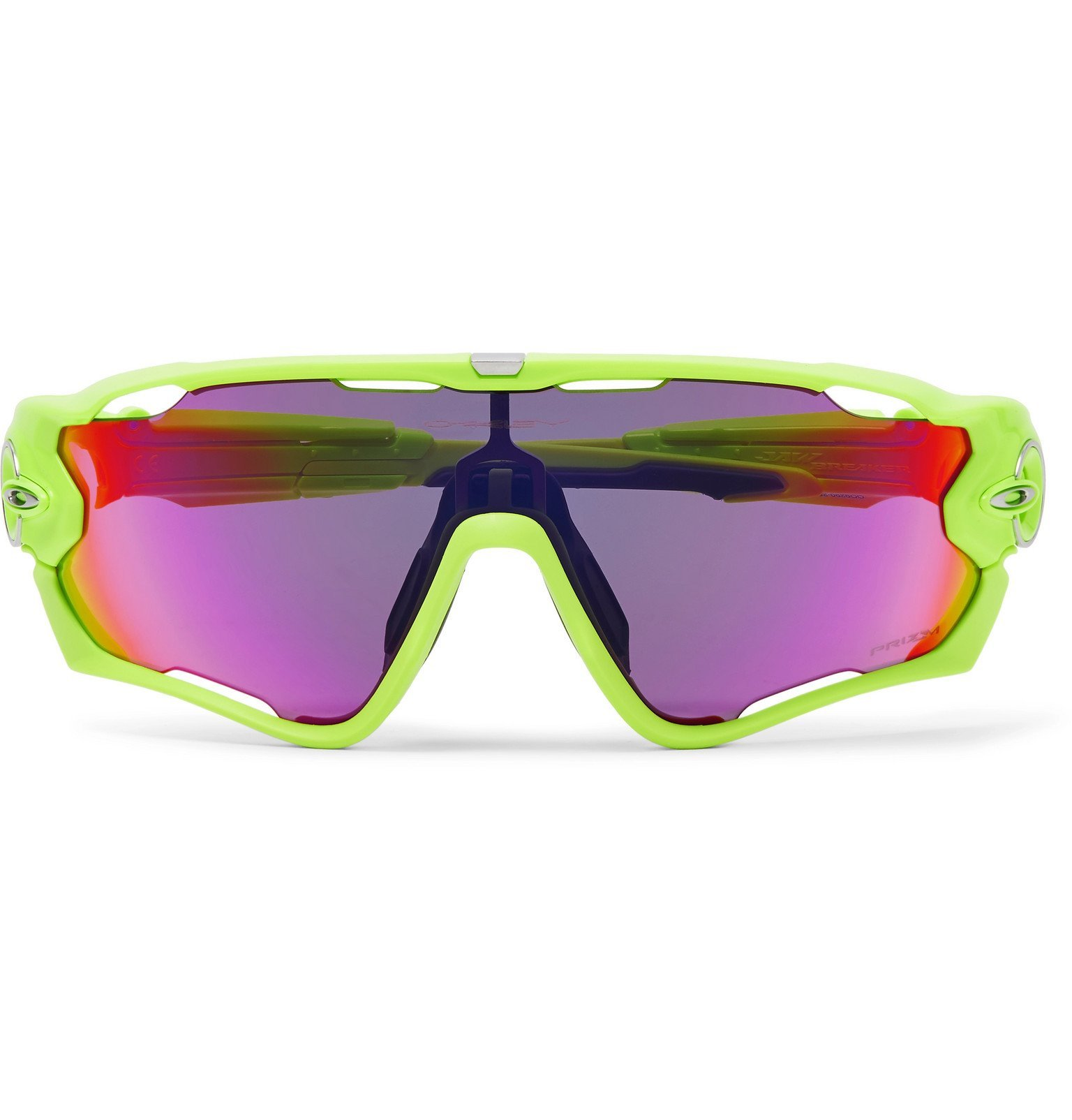 Photo: Oakley - Jawbreaker Prizm Road O Matter Sunglasses - Yellow