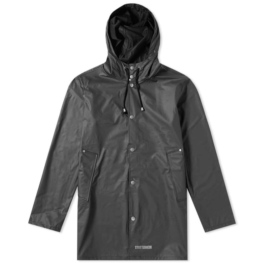 Photo: Stutterheim Stockholm Light Weight Raincoat