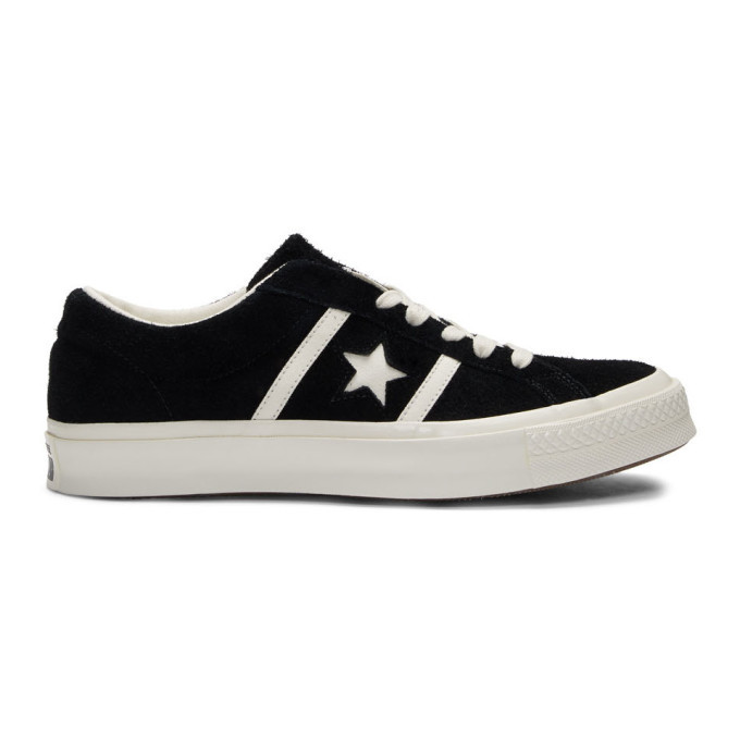 Photo: Converse Black One Star Academy Sneakers