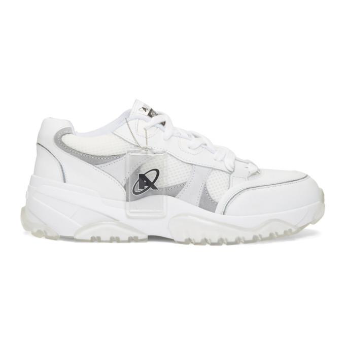 Photo: Axel Arigato SSENSE Exclusive White Catfish Sneakers