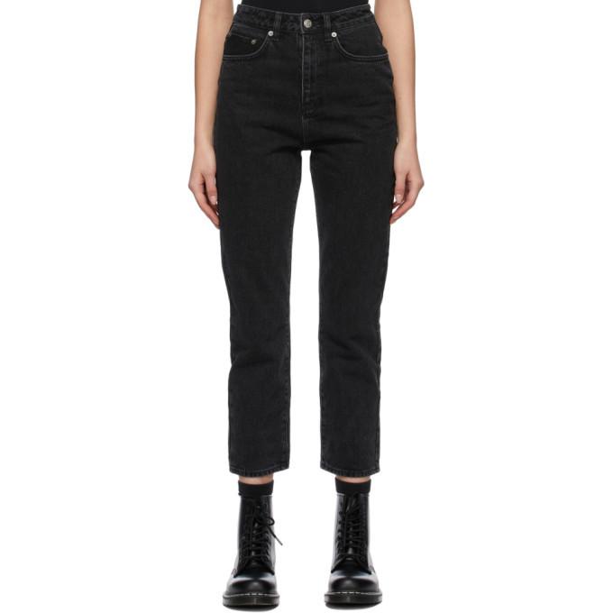 Ksubi Black Chlo Wasted Jeans