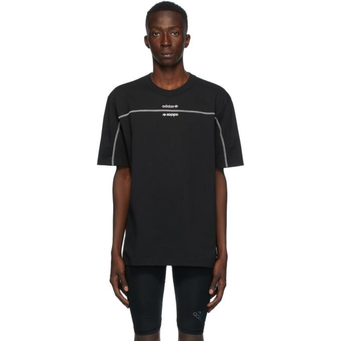 adidas Originals Black Crew T-Shirt