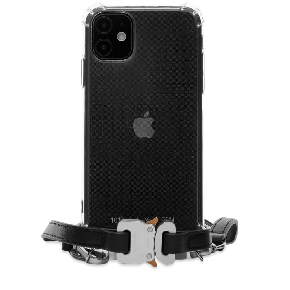 Photo: 1017 ALYX 9SM iPhone 11 Strap Case