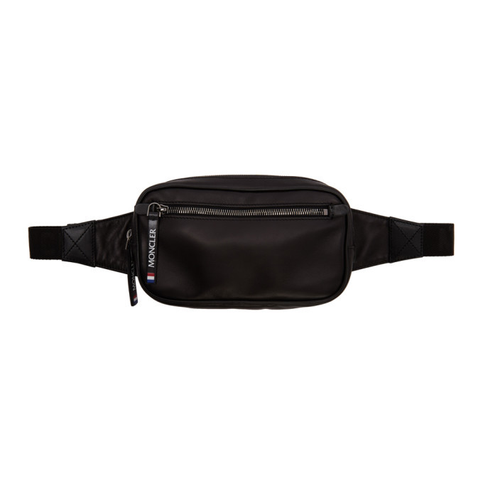 Photo: Moncler Black Aude Belt Bag