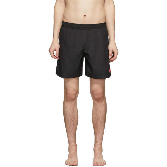 Photo: Wood Wood Black Roy Swim Shorts