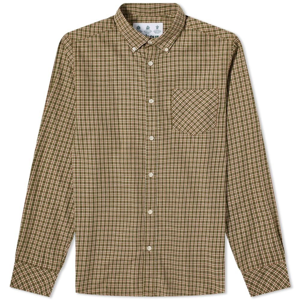Photo: Barbour Lanewell Check Shirt - Made for Japan