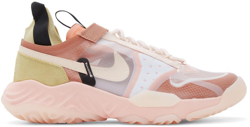 Photo: Nike Jordan Pink Delta Breathe Sneakers