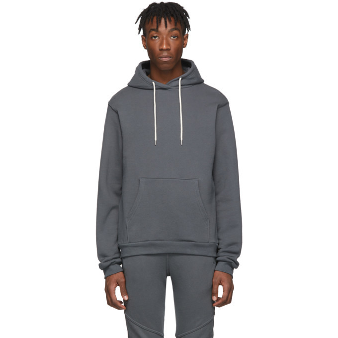Photo: John Elliott Grey Beach Hoodie