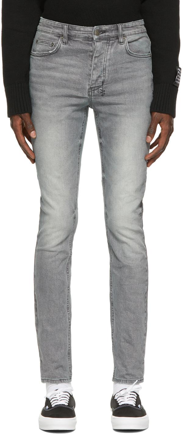 Photo: Ksubi Grey Chitch Jeans