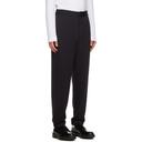 Giorgio Armani Navy Travel Trousers