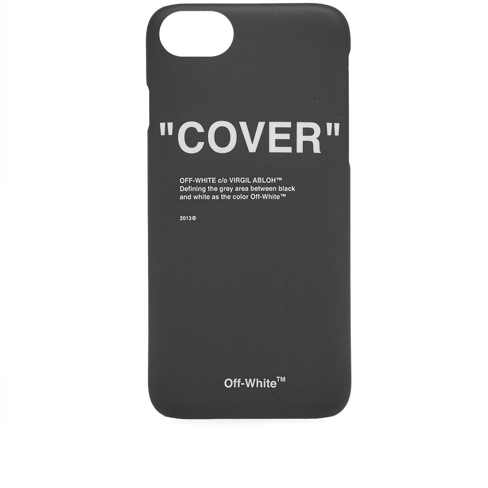 the latest e838d 7b3ed Off-White Quote iPhone 7/8 Case