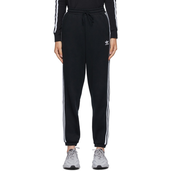 Photo: adidas Originals Black Regular Jogger Lounge Pants