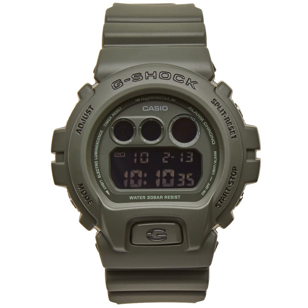 Photo: Casio G-Shock DW-6900LU-3AER Stealth Watch